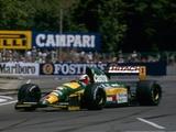 Lotus 107 1992 wallpapers