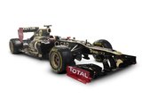 Lotus E20 2012 wallpapers