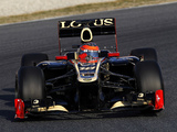 Wallpapers of Lotus E20 2012