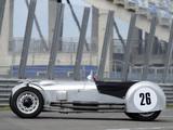 Photos of Lotus Mark VI 1952–57