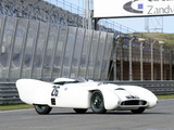 Pictures of Lotus Mark VIII 1954
