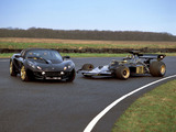 Photos of Lotus Elise 72 2002 & Lotus 72D 1971-73