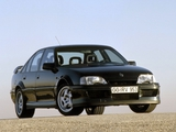 Opel-Lotus Omega 1990–92 wallpapers