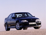 Photos of Opel-Lotus Omega 1990–92