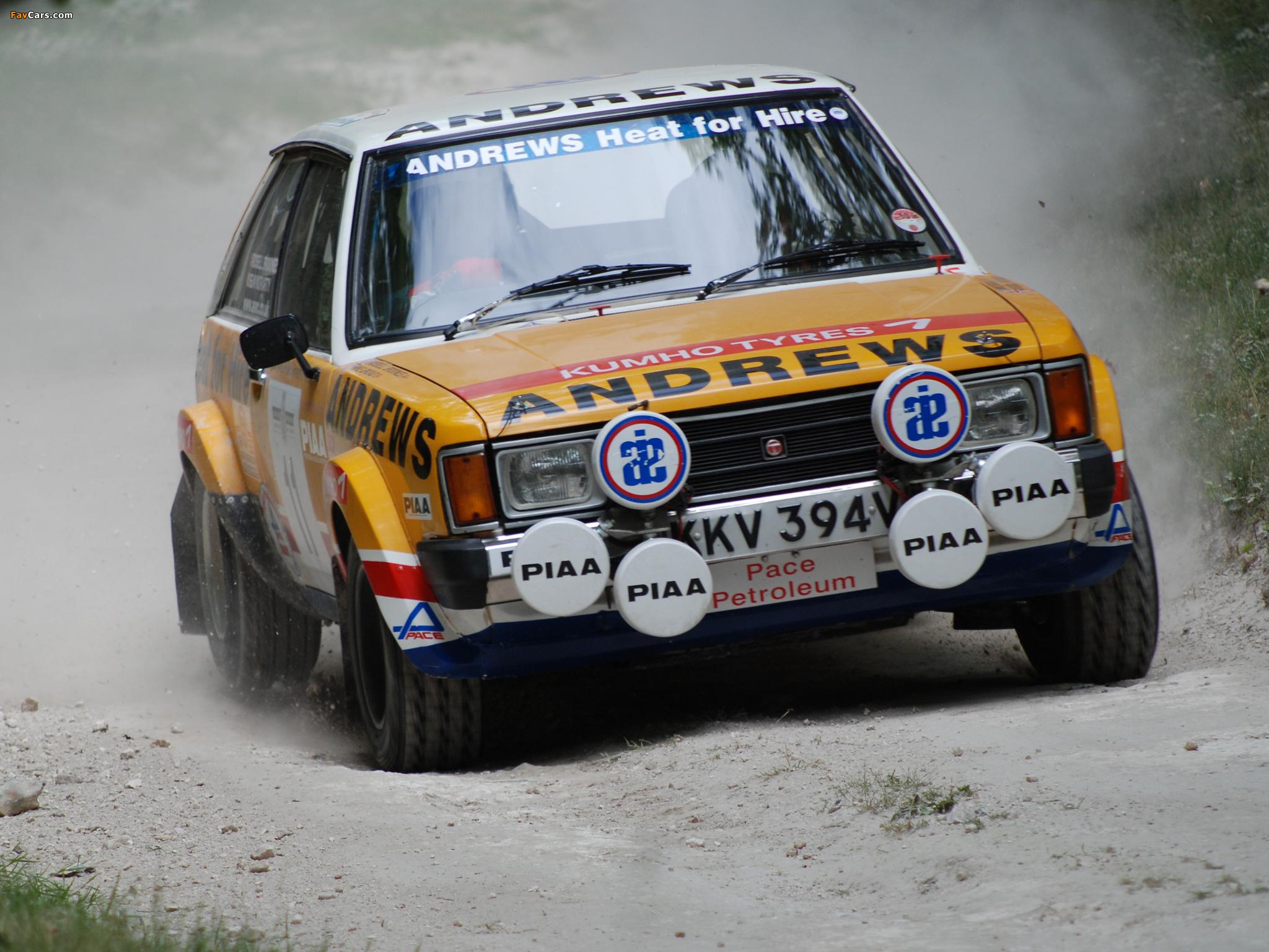 Photos of Talbot Sunbeam Lotus Rally Version 1979–81 (2048 x 1536)
