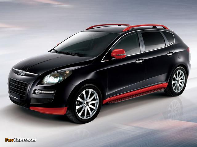 Luxgen 7 SUV Sport+ 2010 photos (640 x 480)
