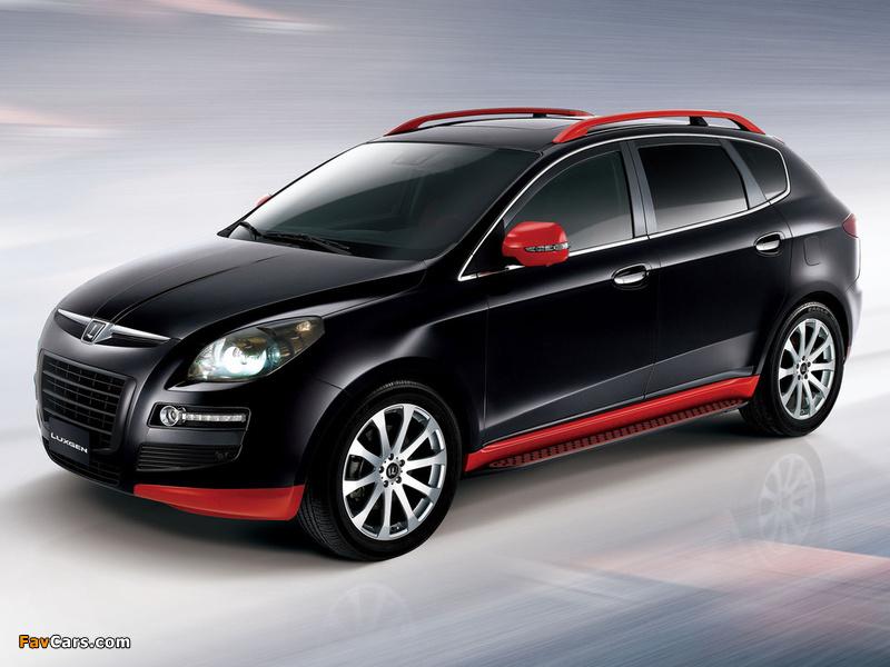Luxgen 7 SUV Sport+ 2010 photos (800 x 600)