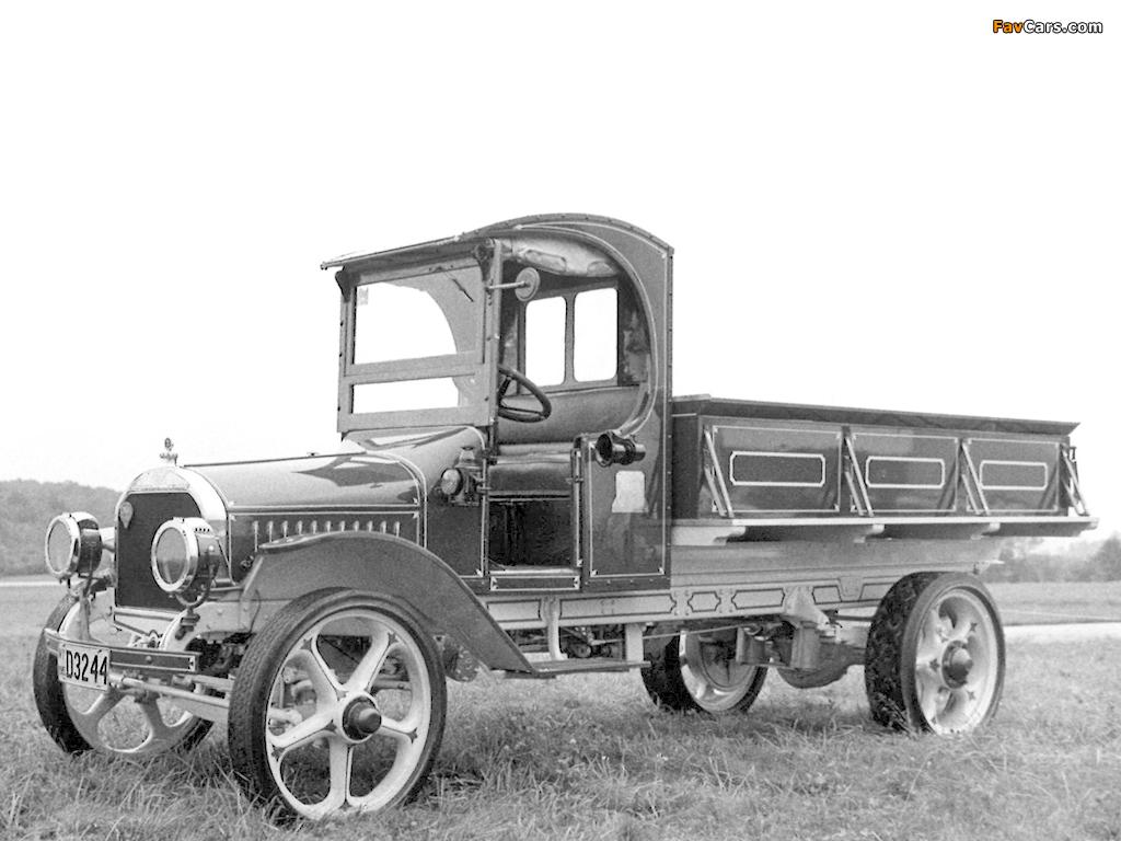 Mack Trucks Wallpapers >> Mack AB Dump Truck 1915 wallpapers (1024x768)