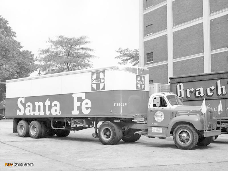 Images of Mack B61 4x2 1953–66 (800 x 600)