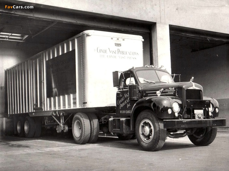 Mack B61 4x2 1953–66 pictures (800 x 600)