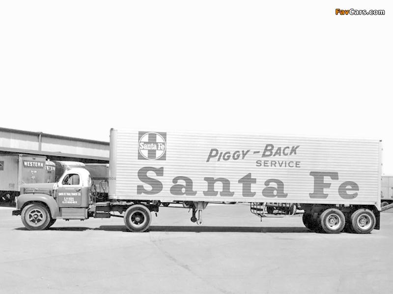 Photos of Mack B61 4x2 1953–66 (800 x 600)