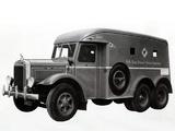 Photos of Mack BMSW 1932–41