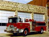 Mack CF Firetruck 1967–90 pictures