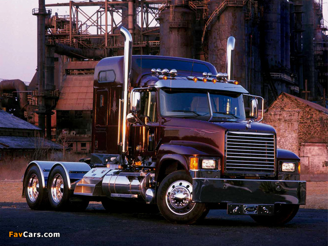 Mack CH 1988–2000 pictures (640 x 480)