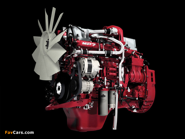 Images of Engines  Mack MP7 (640 x 480)