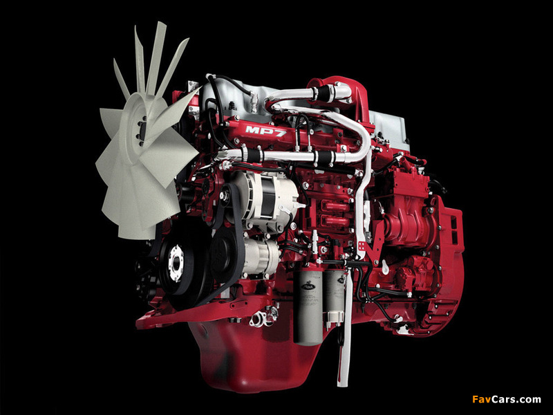 Images of Engines  Mack MP7 (800 x 600)