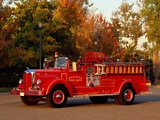 Images of Mack Fire Engine Truck