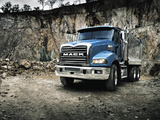 Mack Granite 6x4 Dump Truck 2002 photos