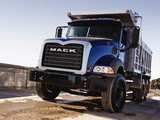 Mack Granite 6x4 Dump Truck 2002 wallpapers