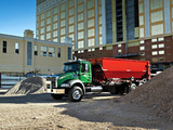 Pictures of Mack Granite 6x4 Dump Truck 2002