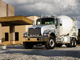 Pictures of Mack Granite Mixer 2002