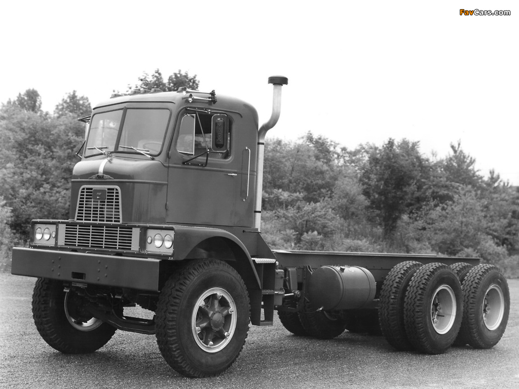 Pictures of Mack H-813SX 1953–62 (1024 x 768)