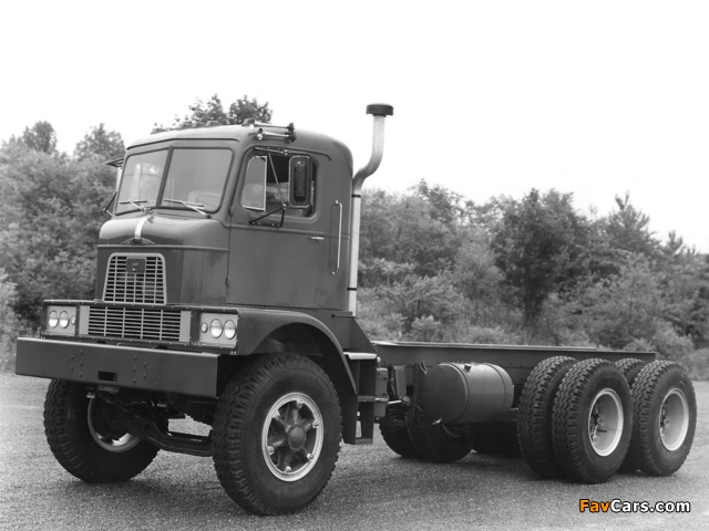 Pictures of Mack H-813SX 1953–62 (640 x 480)