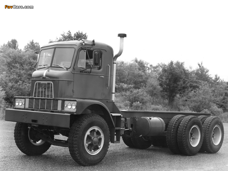 Pictures of Mack H-813SX 1953–62 (800 x 600)