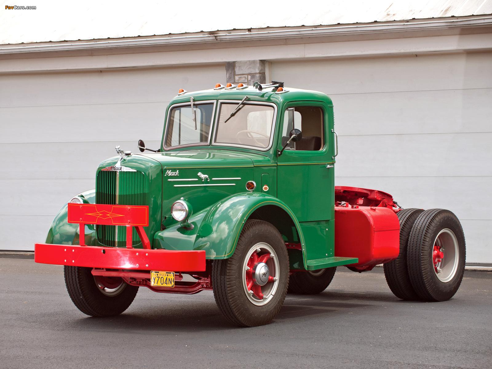 Mack LF 1940–53 images (1600 x 1200)