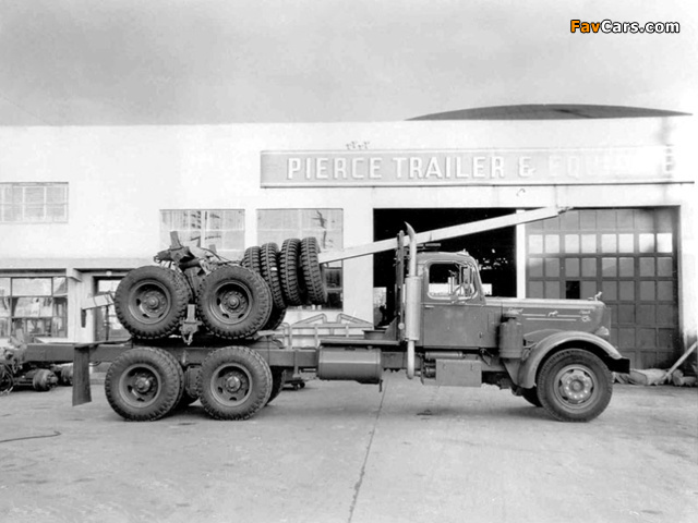 Mack LT 1947–56 images (640 x 480)