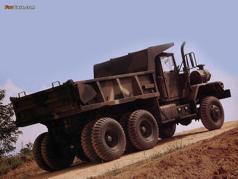 Photos of Mack M51 6h6 1951 (800 x 600)