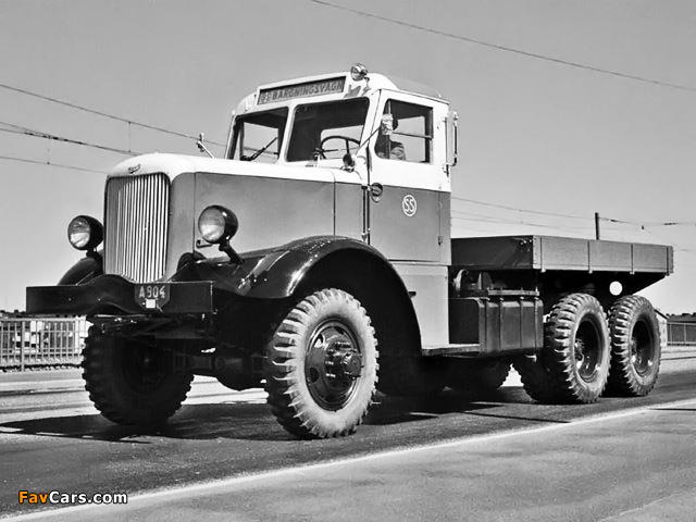 Mack NM3 1939–42 images (640 x 480)