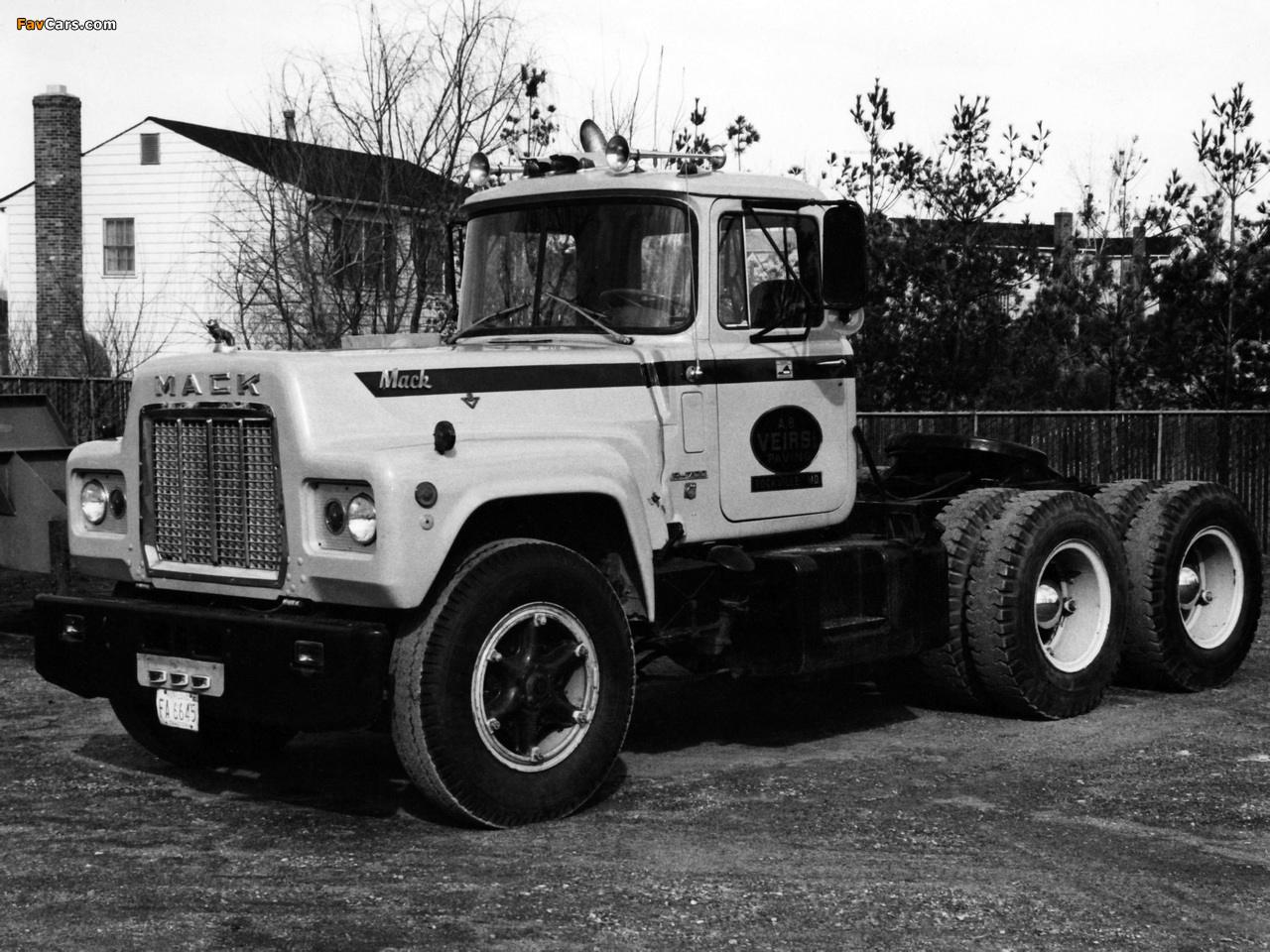 Pictures of Mack R700 1965–90 (1280 x 960)
