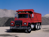 Photos of Mack RD600 Dump Truck 1990–2004