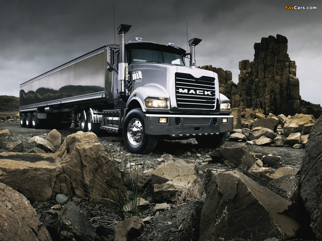 Mack Trident Axle Forward 2008 wallpapers (1024x768)