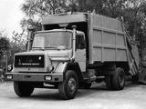 Magirus-Deutz 232D 19 4x2 Müllwagen 1973–77 images