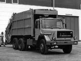 Photos of Magirus-Deutz 290D 26 6x4 Müllwagen 1973–77