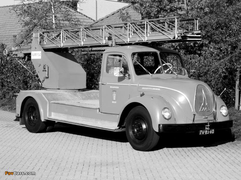 Magirus-Deutz F125 Mercur 1951–57 images (800 x 600)