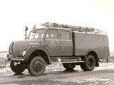 Magirus-Deutz F125 Mercur 1951–57 photos