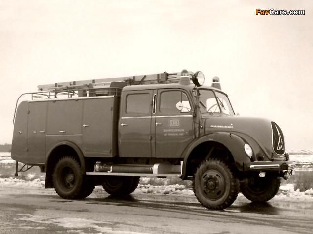 Photos of Magirus-Deutz F125 Mercur 1951–57 (640 x 480)