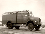 Photos of Magirus-Deutz F125 Mercur 1951–57