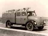 Pictures of Magirus-Deutz F125 Mercur 1951–57