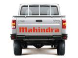 Mahindra Pik Up Single Cab 2007–09 wallpapers