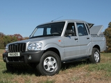 Pictures of Mahindra Pik Up Double Cab 2007–09