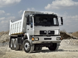 MAN CLA 6x4 2007 pictures