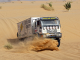MAN F90 Rally Truck photos