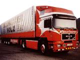 Photos of MAN F90 19.422 FS/FLS/FLLS Commander 1990–95
