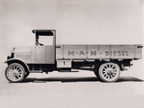 Images of MAN Diesel Truck 1920