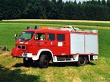 MAN-Volkswagen G90 Firetruck images