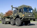 MAN-Rheinmetall HX-81 8x8 2013 images
